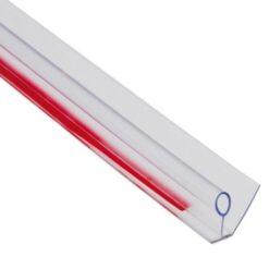 Uszczelka samoprzylepna do kabin prysznicowych 8-12 mm
